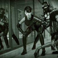 Series: Woman In Black :: Vladimir (Volf) Kirilin