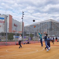 Баскетбол на Ходынке 2 :: Valeriy(Валерий) Сергиенко