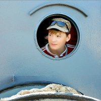 "На борту ""Коммуны""... :: Кай-8 (Ярослав) Забелин"