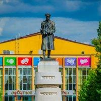 памятник маршалу Советского Союза Константину Рокоссовскому :: Руслан Васьков