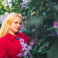 Я весна... :: Бережной Юрий