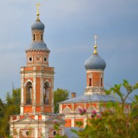 Купола древних храмов :: Александра
