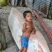 Филиппинское детство. :: Edward J.Berelet