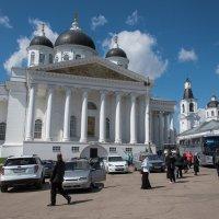 Воскресенский кафедральный собор в Арзамасе :: Виктор Евстратов