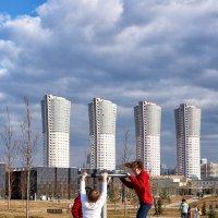 Прыгнуть с высоты :: Valeriy(Валерий) Сергиенко