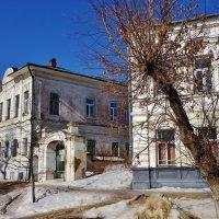 Старые дворы. 19 век. :: Святец Вячеслав