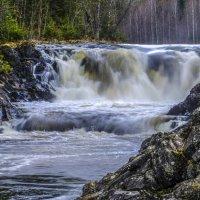 водопад Кивач :: Георгий А