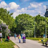Весна в Коломенском :: Игорь Герман