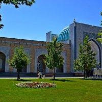 САМАРКАНД, комплекс мавзолея Ислама Каримова. :: Виктор Осипчук
