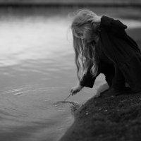 Девочка :: Элина Ровенская