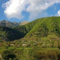 Жизнь в горах :: Наталья (D.Nat@lia)