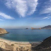Оманский залив :: Светлана Карнаух