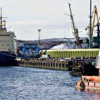 Корабли постоят... :: Екатерина Забелина