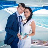 """Свадебная церемония """"Grand Marine"""" :: Светлана Айед"""