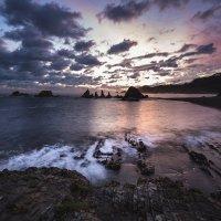 Рассвет над Бискайским заливом :: Galina
