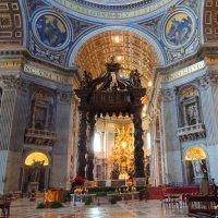 Главный Алтарь  собора Святого Петра :: Гала