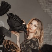 Black & Gold :: Наталья Мелешкова
