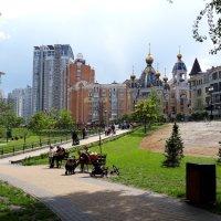 Парк и Храм на Оболони :: Тамара Бедай