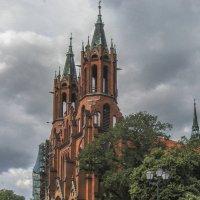 Białystok. Кафедральный собор Успения Пресвятой Девы Марии :: bajguz igor