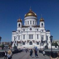 Храм Христа спасителя :: Наталья Смирнова