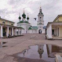 церковь Спаса в Красных рядах :: Святец Вячеслав