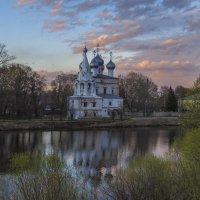 Церковь Иоанна Златоуста :: Сергей Цветков