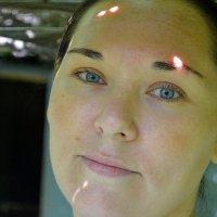 Портрет с солнечными бликами... :: Aлександр **