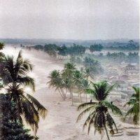 Берег Атлантики в республике Гана :: Борис Соловьев