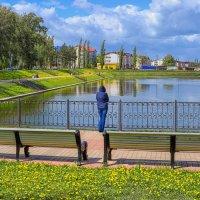 Весенний парк :: Любовь Потеряхина
