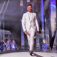 Сергей Лазарев в финале Евровидения 2019 :: Nina Karyuk