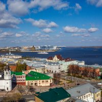 Нижний Новгород :: Evgeniy Akhmatov