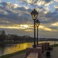 Утро нового дня :: Сергей Цветков
