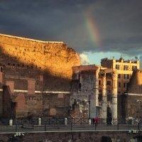 Однажды в Риме :: Алекс Римский