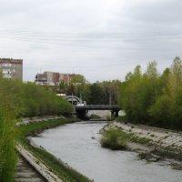 Город, река, мостик :: Galaelina ***