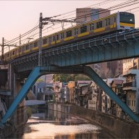 Такой многообразный Токио. На закате. :: Shapiro Svetlana