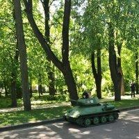 """Танковые"""" покатушки"""" :: Виталий Селиванов"""