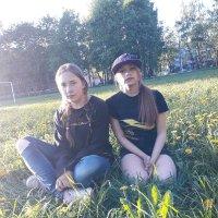 С подругой :: Vikilanthela Han