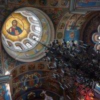 Роспись купола :: Инна Драбкина