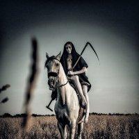 Всадник Апокалипсиса Смерть :: Юлия Ляшенко