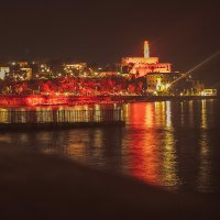 night trip Tel Aviv 2 :: Сергей Вититнев