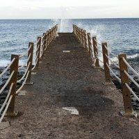 Мостик в океан :: Анастасия Богатова