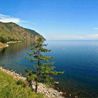 Байкальские просторы :: Leonid Rutov
