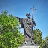 Памятник Андрею Первозванному в Херсонесе :: anderson2706