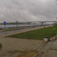 Ненастье в Ярославле :: Сергей Цветков