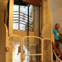 Лифт в доме Бальо :: Ольга