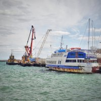 Морской порт Евпатории :: anderson2706