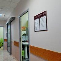 В коридорах Клиники :: Валентина Пирогова