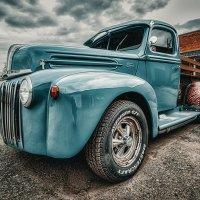 Ford F-1 (1942) :: Андрей Неуймин
