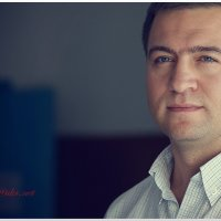 Портрет Евгения Трибрата :: Сергей Порфирьев