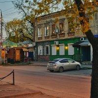 Утро на Чехова :: Константин Бобинский